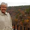 Petite Jean Cedar Falls Overlook 1