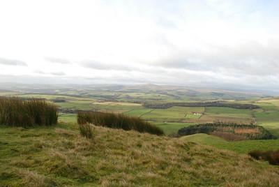 Around Dumfriesshire.
