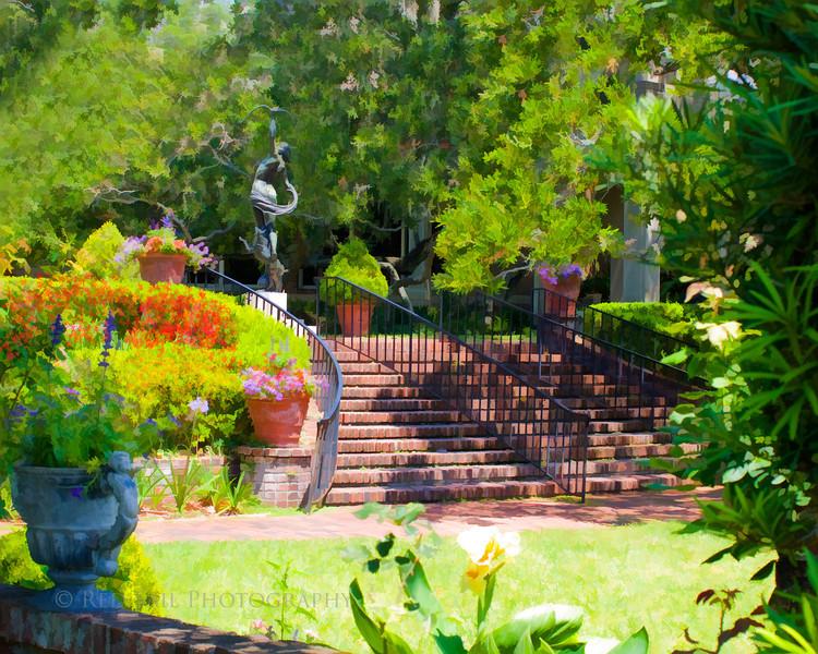 Cummer Museum Gardens