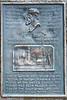 John Muir memorial plaque, Yosemite Falls