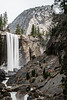 Vernal Falls and the Mist Trail, Yosemite National Park