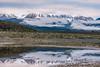 Sierra reflections, Mono Lake