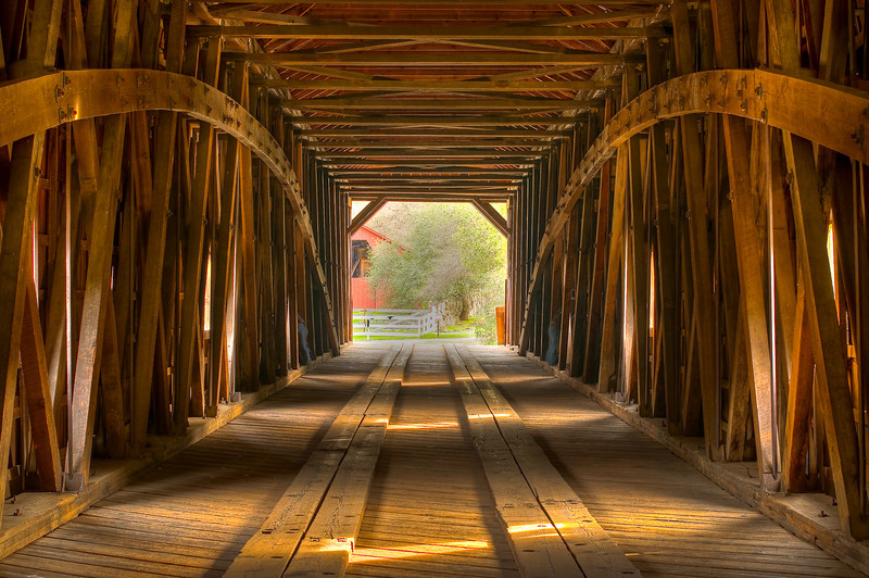 Bridgeport Covered Bridge