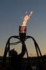 Dawn flame, testing ignition