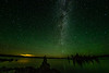 Mono Lake by starlight