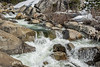 Spring runoff on the upper South Yuba River