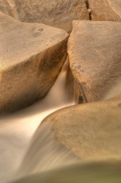 Granite Rocks, South Yuba River