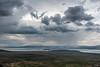 Mono Lake and summer storm
