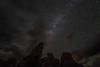 Tufa and Milky Way