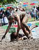 The mud pit, Reno Riverfest