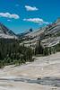 Half Dome from Tenaya canyon