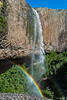 Phantom Falls and double rainbow