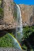 Phantom Falls and double rainbow