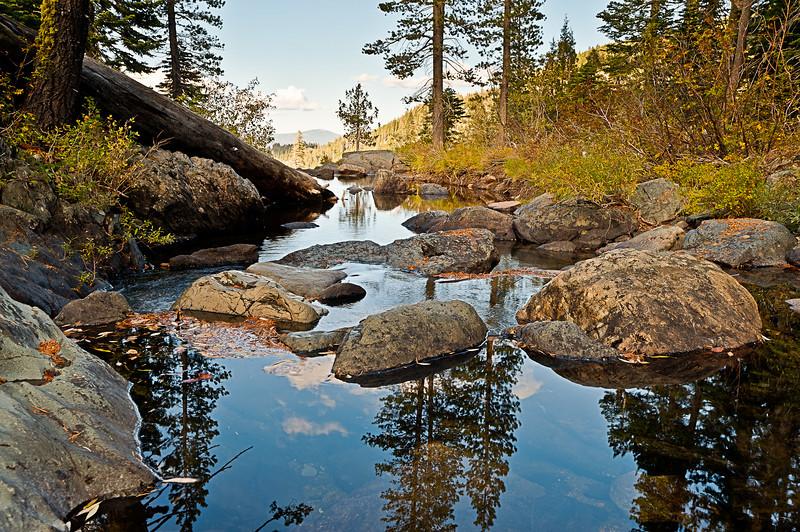 Frazier Creek, October
