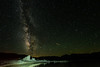 Mono Lake and the Milky Way
