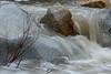S. Yuba river winter storm flows