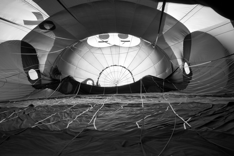 Inside the Balloon, Reno September 2008