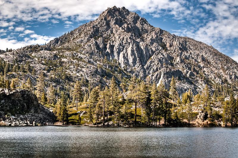 Eagle Lake, Tahoe Sierras