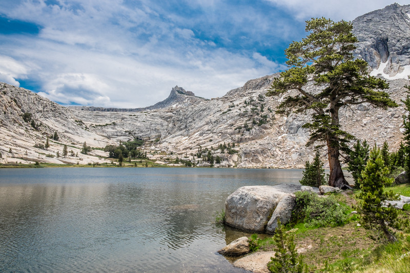 Budd Lake, Yosemite