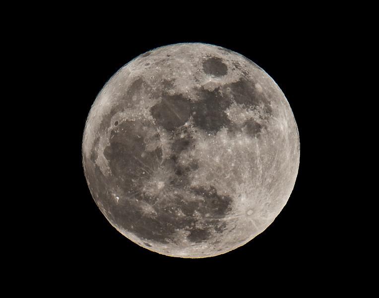 Full Moon in May