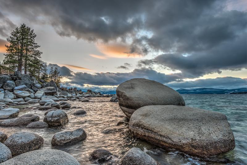 Sand Harbor State Park, Lake Tahoe
