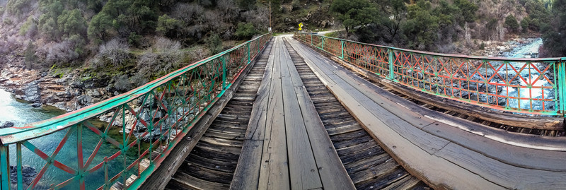 Edward's crossing, South Yuba River