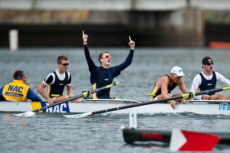 Winners, Newport Aquatic Center