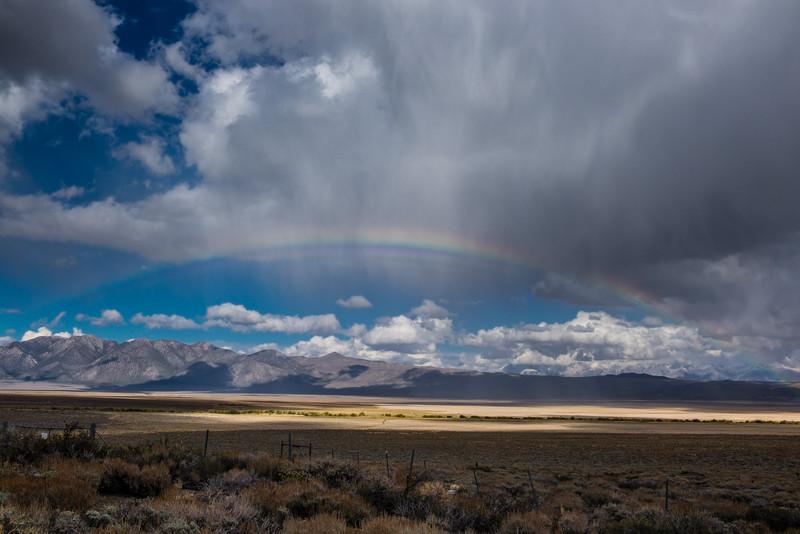Owens Valley Rainbow