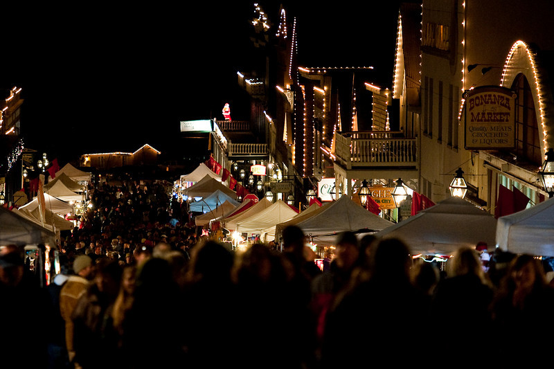 Victorian Christmas in Nevada City