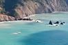 The beautifully rugged Mendocino Coast