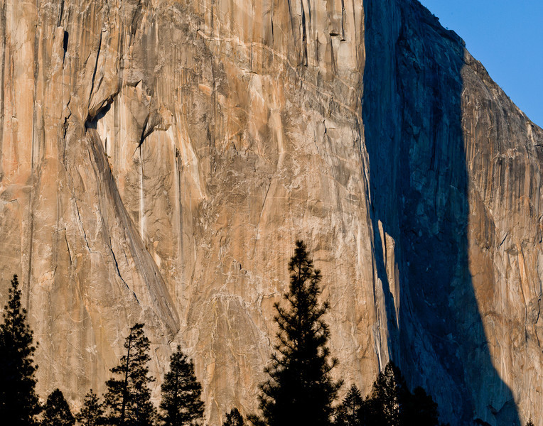 The Heart, Southwest Face of El Capitan