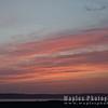 Blush of Pink at Sunset