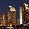 The San Diego Skyline