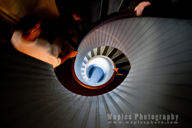 Lighthouse Stairwell