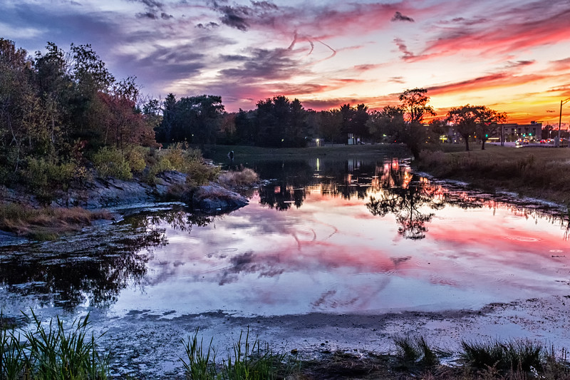 Westborough Sunset - Tom Sloan