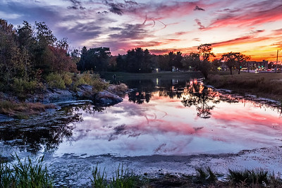 Westborough Sunset - Tom Sloan