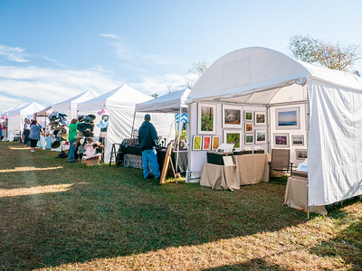 22nd Annual Virginia Wine and Garlic Festival, Rebec Vineyards, Amherst, VA 1 (October 13-14, 2012)