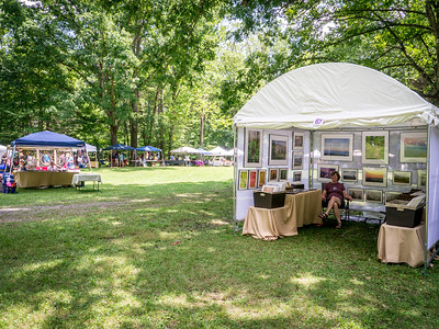 Douthat State Park 14th Annual Arts and Crafts Festival 2 (July 28, 2012)
