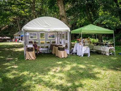 Douthat State Park 14th Annual Arts and Crafts Festival 1 (July 28, 2012)