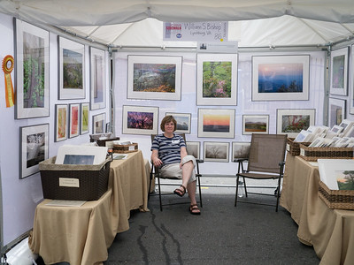 55th Annual Sidewalk Art Show, Taubman Museum of Art, Roanoke, VA (June1-2, 2013)