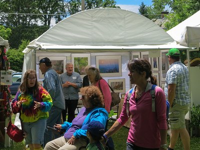 2013 Art in the Park at Gypsy Hill Festival, Staunton, VA (May 25-26, 2013). Photo by Laurie Bishop