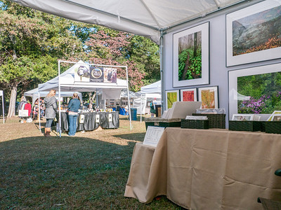 22nd Annual Virginia Wine and Garlic Festival, Rebec Vineyards, Amherst, VA 2 (October 13-14, 2012)