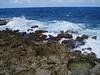 Aruba landscape; ocean view