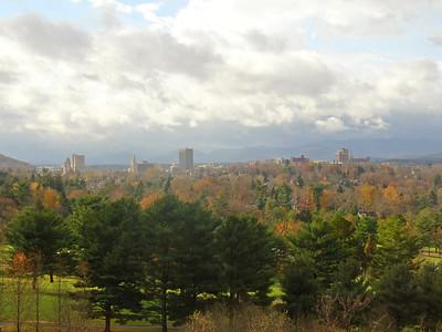 Asheville North Carolina - Skyline Photos