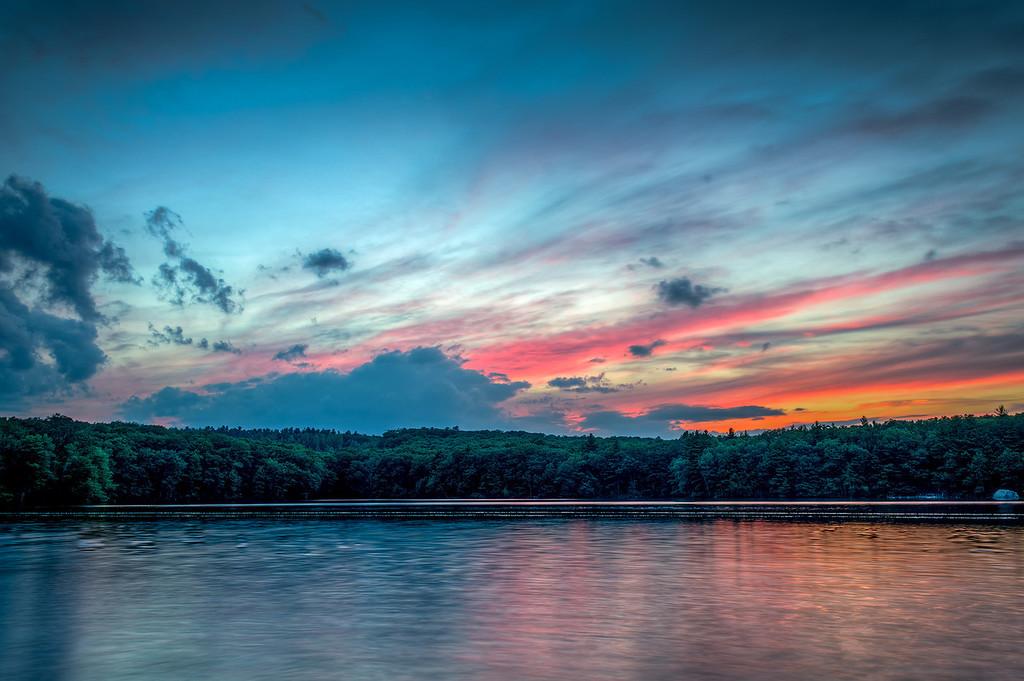 Ashland State Park - Sunset Dreams