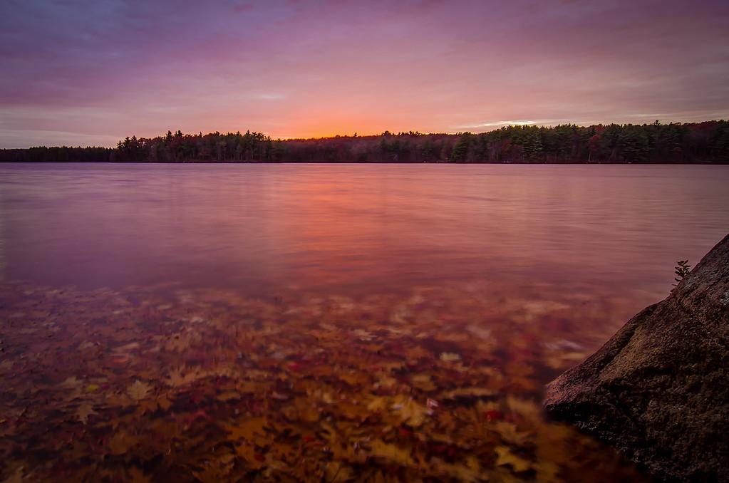 Restful waters