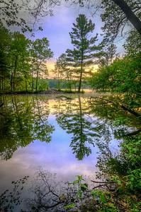 Beaver Dam Reflecting Pond