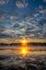 Sunrise and Fog #1 - Ashland State Park