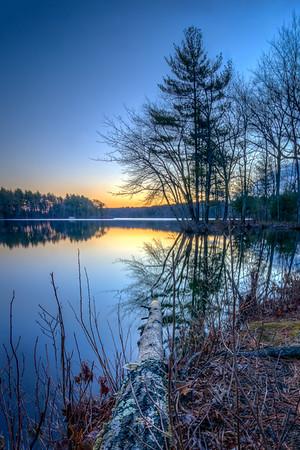 Spring Dawn - Ashland State Park - Tom Sloan