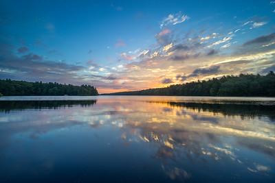 Ashland State Park - Summer Morning Light - Tom Sloan